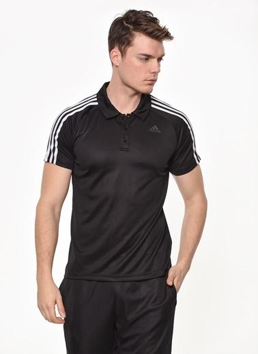 adidas Polo Yaka Tişört Siyah